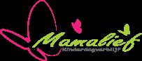 Kinderdagverblijf Mamalief Logo